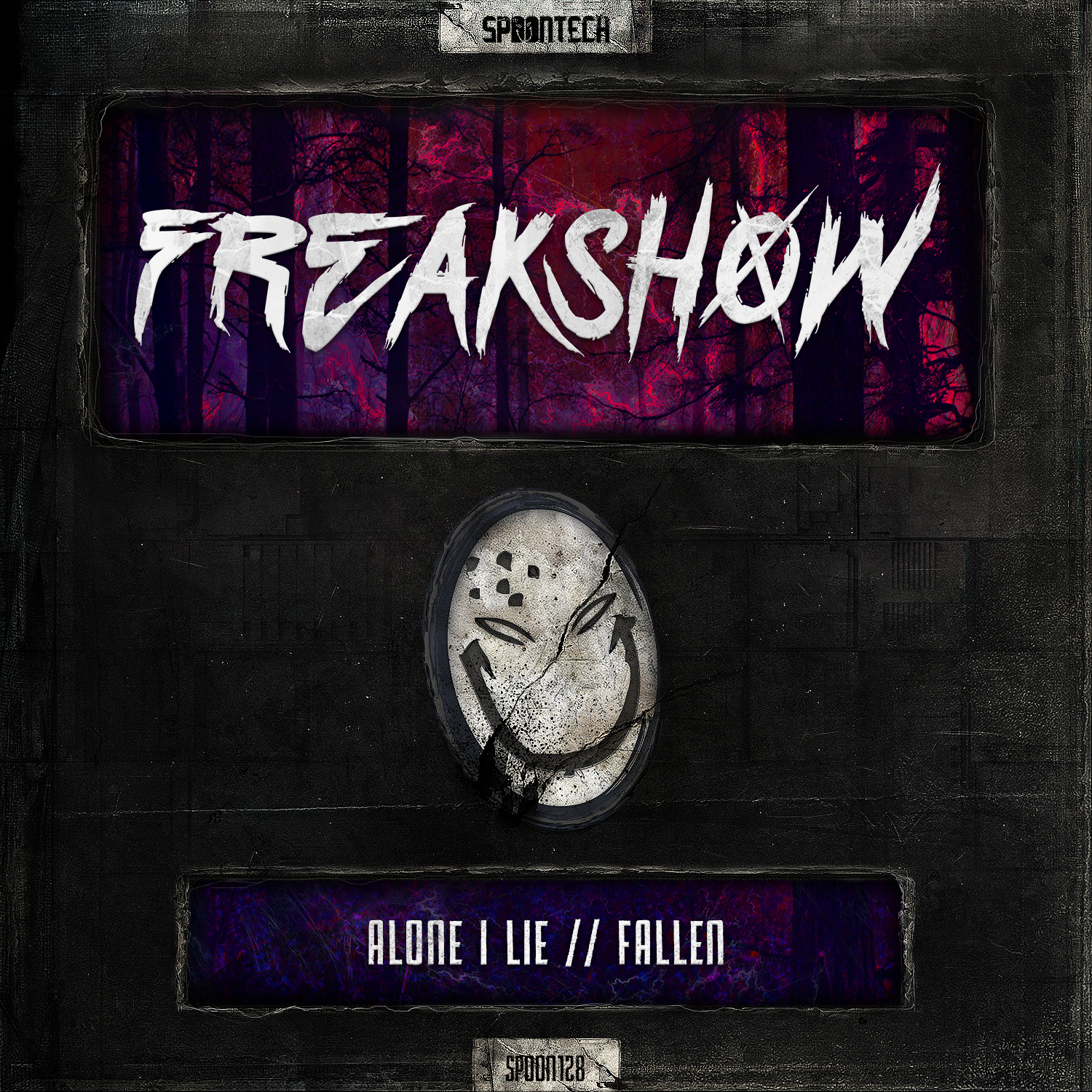 Alone I Lie [SPOON 128] Freakshow