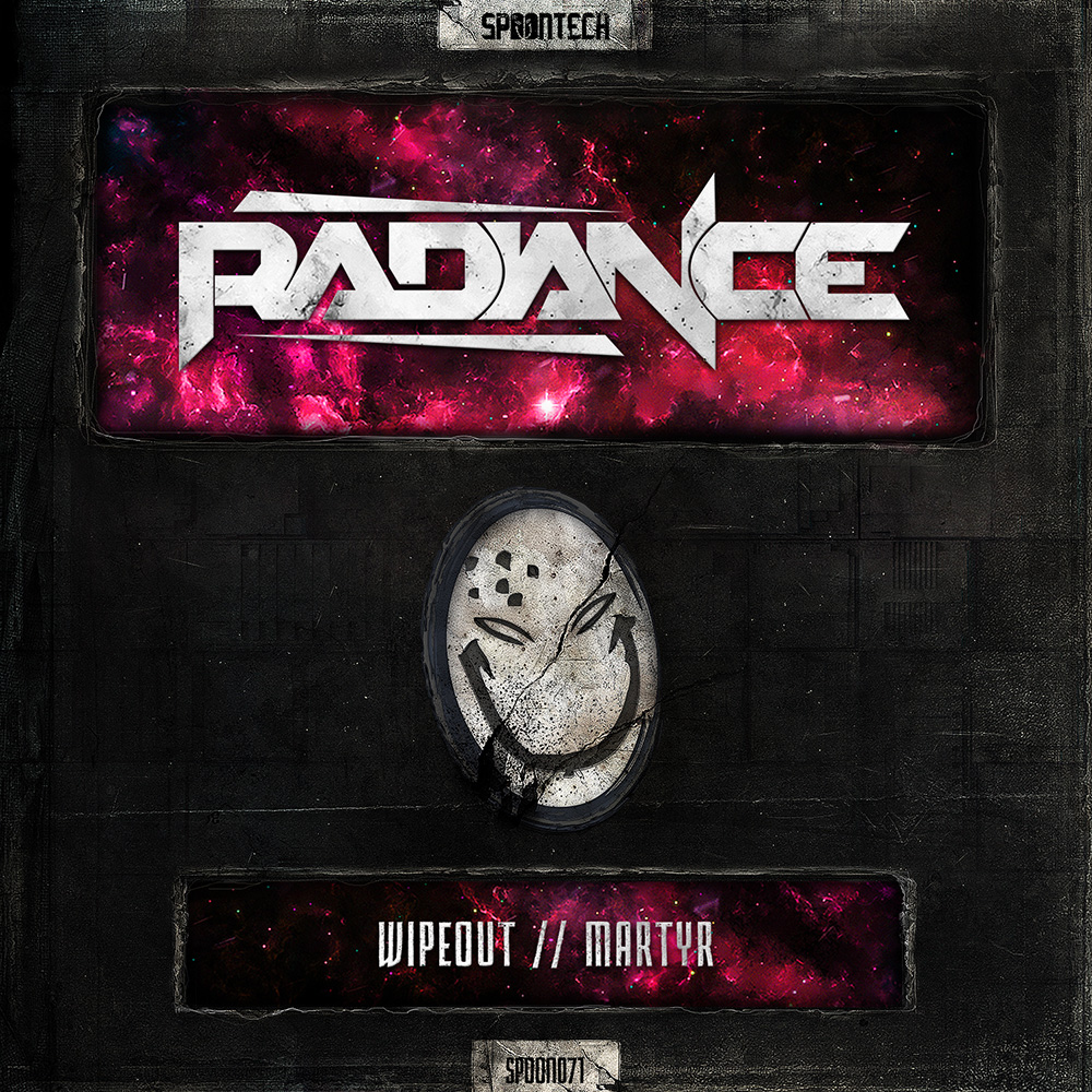 Wipeout + Martyr [SPOON 071] Radiance