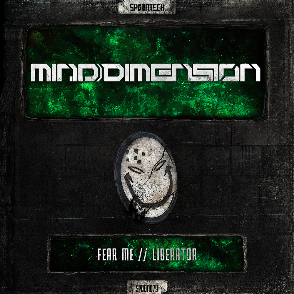 Fear Me + Liberator [SPOON 079] Mind Dimension