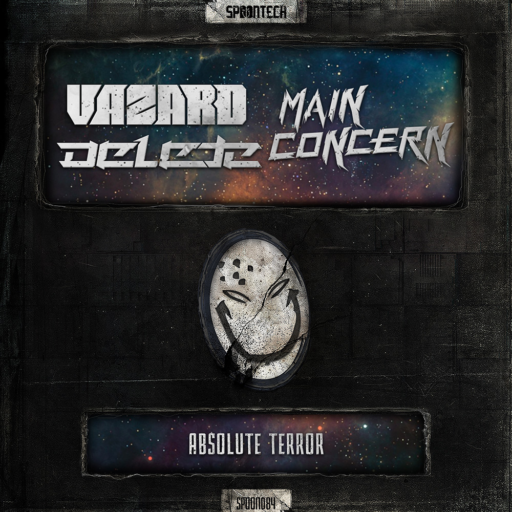 Absolute Terror [SPOON 084] Vazard & Delete vs Main Concern