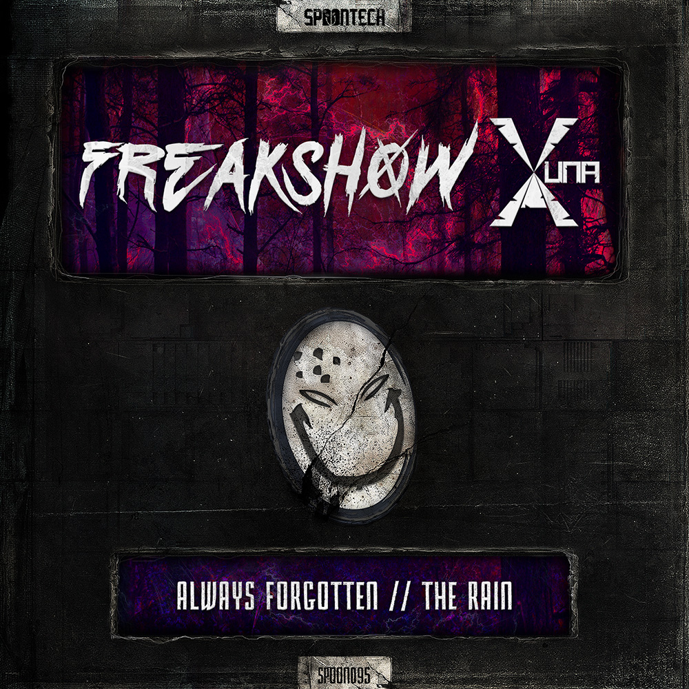 Always Forgotten + The Rain [SPOON 095] Freakshow & Yuna-X